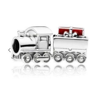 Pandora Christmas Train Charm, 797519en27